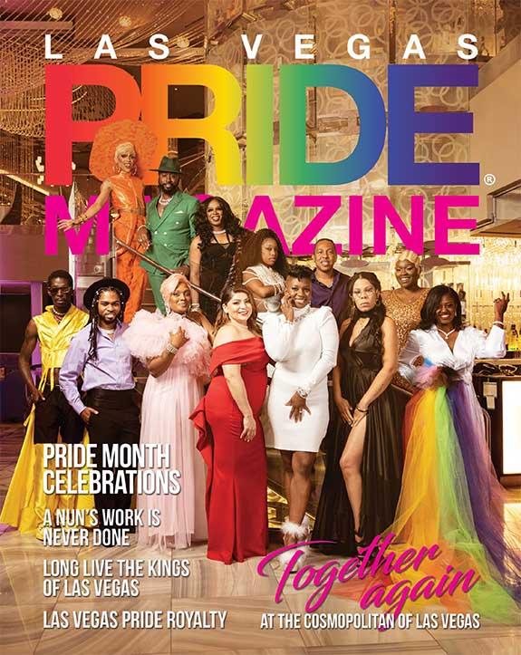 Las Vegas PRIDE Magazine - Issue 34