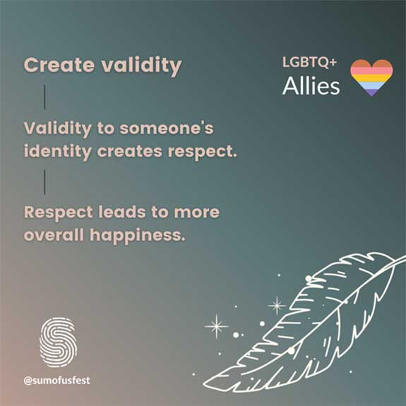 How to be an LGBTQ+ Ally