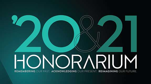 '20&21 Honorarium