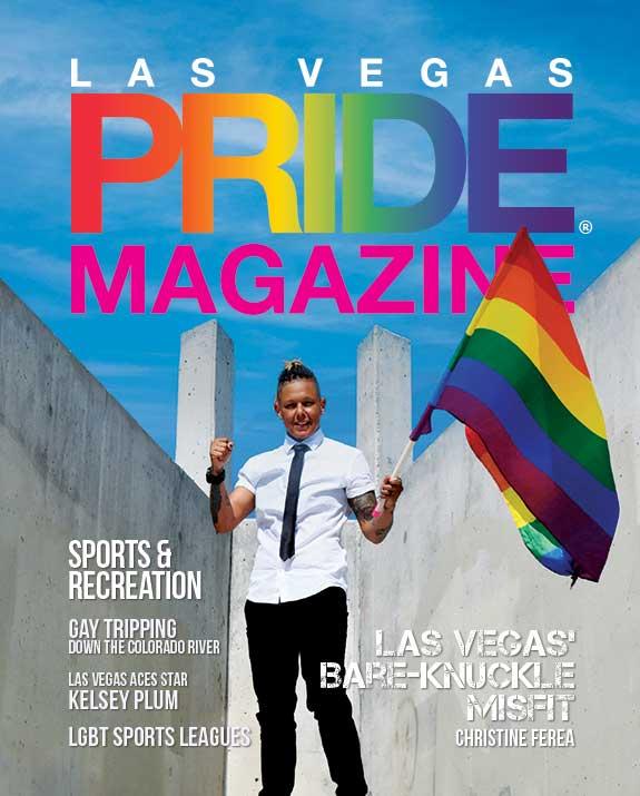 Las Vegas PRIDE Magazine - Issue 35